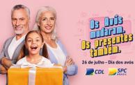 26 de julho – Dia dos Avós