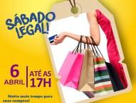 Dia 06 de Abril é Sábado Legal